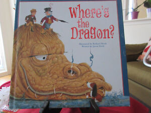 Where's the Dragon. (George and Meg the dog) Great fun!!