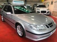 2005 Saab 9-5 2.2 TiD Linear Sport 5dr