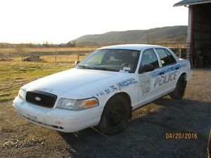 Parting out 2009 Crown Victoria