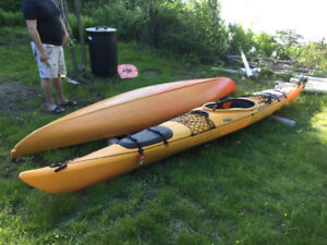 Prijon Kodiak 17' Sea Kayak for sale ($800)