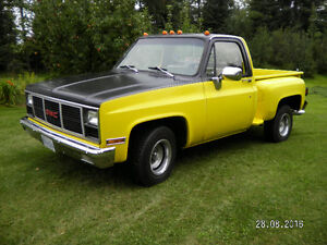1981 GMC High Sierra Stepside