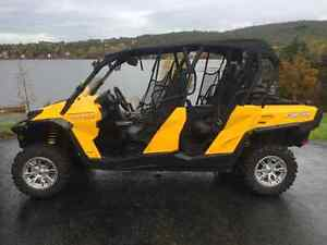 BRP Bombardier 2014 Can-Am Commander Max XT 4 seat Side by side St. John's Newfoundland image 1