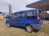 Fiat Doblo 1.3 Multijet 16v Active only 46,000 miles disabled van wheel chair