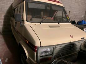1990 Talbot Express 1000P Campervan