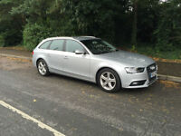 2012 Audi A4 Avant 2.0TDIe ( 163ps ) SE Technik (One Owner From New)