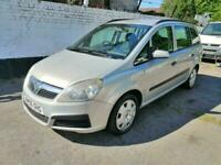 Vauxhall/Opel Zafira 1.6i ( a/c ) COOLANT ISSUE 2006 new shape wassap call only