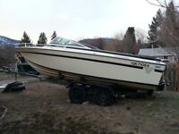 Project Boat with running motor obo