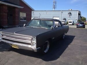 1968 Plymouth Fury convertible Price Reduced