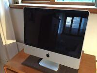 "Apple iMac - 2008 (20"" | 2.4ghz | 4GB RAM)"