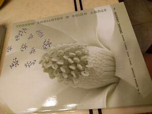 Selling Organic Chemistry with study guide and solutions manual Cambridge Kitchener Area image 2