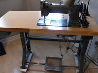 Singer sewing machine model 111W155 walking foot
