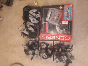 Old console lot