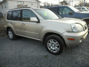 2006 Nissan X-trail tax included SUV, Crossover