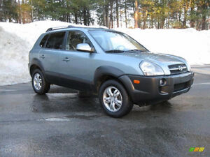 2007 Hyundai Tucson SUV Cambridge Kitchener Area image 1