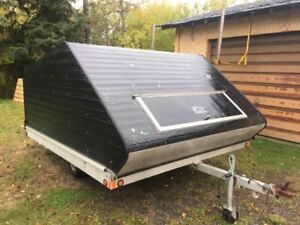 Wanted: Wanted enclosed trailer