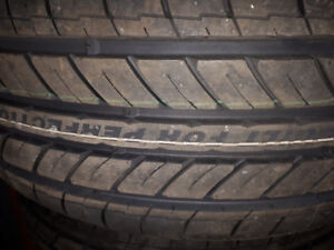 Z rated tires