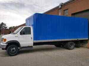 Ford E-550 heavy duty