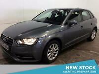 2013 AUDI A3 1.6 TDI SE Bluetooth Zero Tax 1 Owner Dab