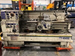 Lathe MICROWEILY