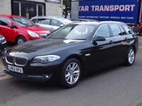 2012 (62) BMW 520d Automatic SE Touring Diesel *Pro nav & Leather*