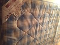 Double mattress got a new one has to go quick free must be gone bye Saturday evening