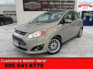 2015 Ford C-Max SEL  NAVIGATION, LEATHER, PANORAMIC ROOF, POWER