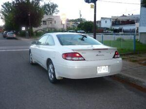 1999 Toyota Solara cuivre et plus Coupé (2 portes)