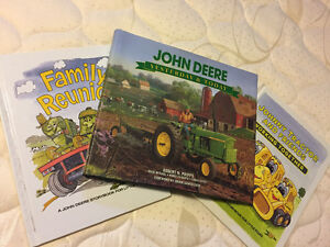 John Deere book set