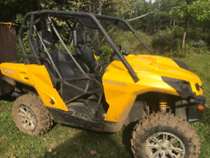 2013 can am commander 800r