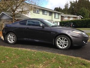 2008 Hyundai Tiburon GS Coupe (2 door)