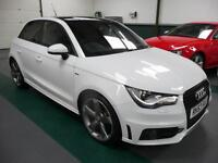 Audi A1 2.0TDI ( 143ps ) Sportback 2014MY Black Edition