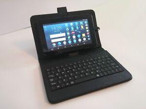 Tablette informatique portable INCLUANT clavier, étui (NEUF/BOX)