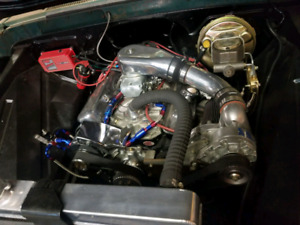 383 stroker with vortech supercharger