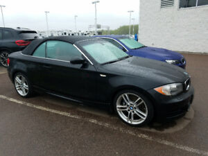 2008 BMW 1-Series 135i-M package Convertible