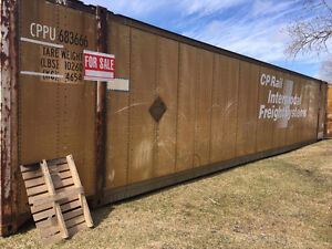 C can aluminum storage trailers available