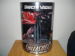 Star Wars Unleashed Darth Vader Figure! Belleville Belleville Area image 2