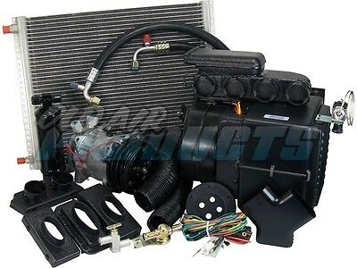 1971 - 1973 Ford Mustang 302 Cable Controlled Full A/C System Air Conditioning