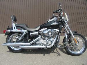 2009 Harley-Davidson Dyna Super Glide FXDC 46,14$/SEMAINE