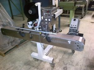 Used Labeler: Label-Aire Model 2111 (25)