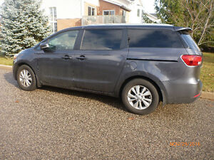2016 Kia Sedona LX+ Minivan, Van Kitchener / Waterloo Kitchener Area image 1
