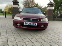 1999 Honda Civic 1.4 S 5dr (a/c) Hatchback Petrol Manual