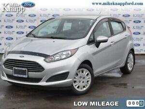 2017 Ford Fiesta S  - Bluetooth -  SYNC - Low Mileage