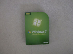 Windows 7, Home Premium, 32 bit software Upgrade & Key