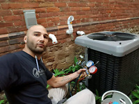 Air conditioning pro's