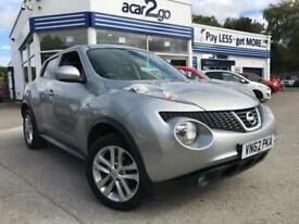 2012 Nissan JUKE TEKNA DCI Manual Hatchback