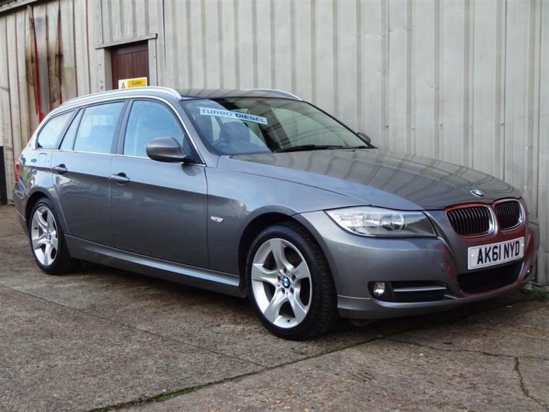 2011 61 bmw 318d touring exclusive edition diesel in thetford norfolk gumtree. Black Bedroom Furniture Sets. Home Design Ideas