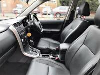 2009 Suzuki Grand Vitara 2.4 SZ5 5dr Petrol black Automatic