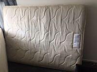 King size bed /matress