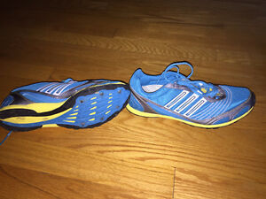 Adidas cross country or track spikes