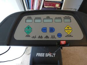 "Treadmill (Sears ""Free Spirit "") Campbell River Comox Valley Area image 2"